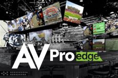 AVPro Edge: 18Gbps True 4K60<br>Extenders and Matrixes